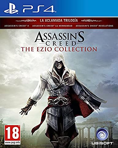 Assassins Creed: The Ezio Collection - PlayStation 4: Amazon.es: Videojuegos