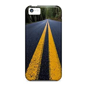 Ideal LastMemory Case Cover For Iphone 5c(highway), Protective Stylish Case