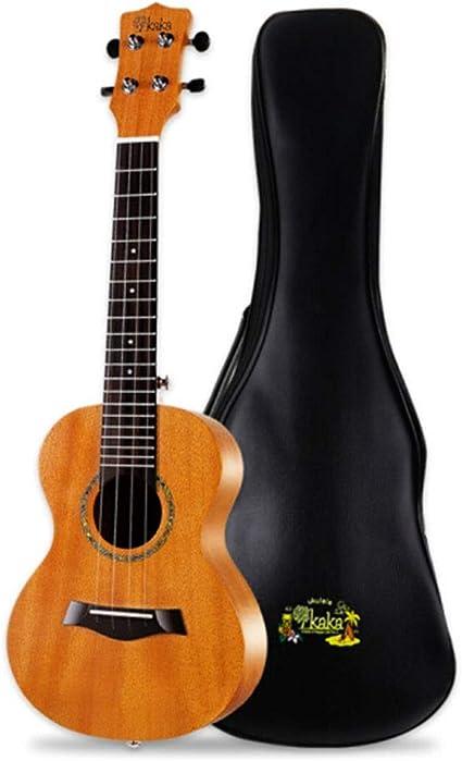 Ukelele, Ukulele, Ukulele, Guitarra de caoba de 23 pulgadas, K-01 ...