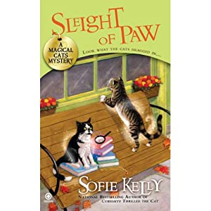 Sleight of Paw Hörbuch