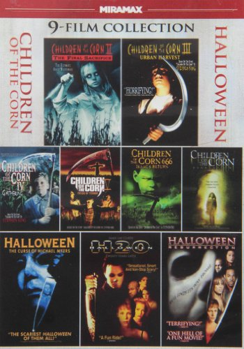 9-Film Children of the Corn: Halloween