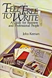 Feel Free to Write, John Keenan, 0471834491