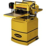 Powermatic 1791213 15HH 3 HP 15-Inch Planer with 230-Volt 1 Phase Byrd Shelix Helical Cutterhead