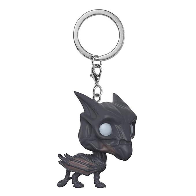 Amazon.com: YOURNELO Lovely Fantastic Beasts Ornaments ...
