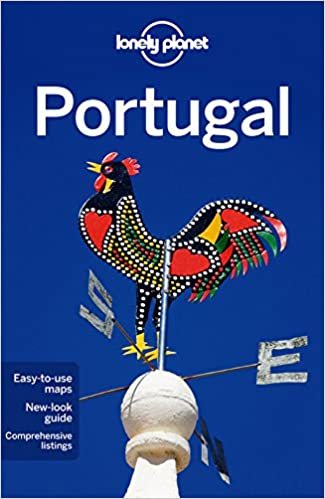 Lonely Planet Portugal Travel Guide Lonely Planet Regis St - Portugal map lonely planet
