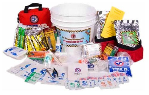 The 38-piece Doggoneit Kit for Dogs Emergency Disaster - Kit Survival Pet