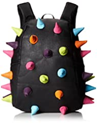 Mad Pax KZ24483873 Halfpack Bag, Black Multi, One Size