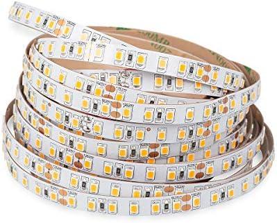 LED Streifen VERO Mextronic LED Streifen LED Band LED Strip VERO Warmweiß (3000K) CRI 96 48W 5 Meter 24V IP20
