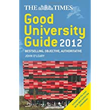 The times, sunday times, guardian and complete university guide.