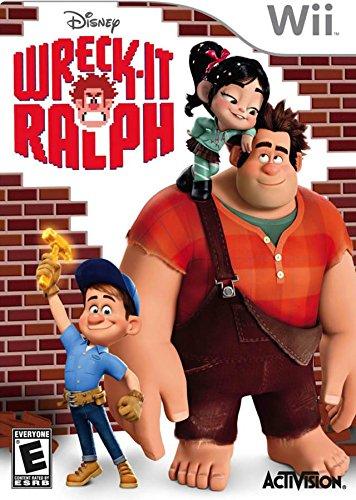 Wreck-It Ralph - Nintendo Wii -