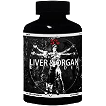 Rich Piana 5% Nutrition Liver & Organ Defender, 270 Capsules