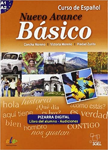Nuevo Avance Basico Pizarra Digital (Interactive CD-Rom Software) A1 ...