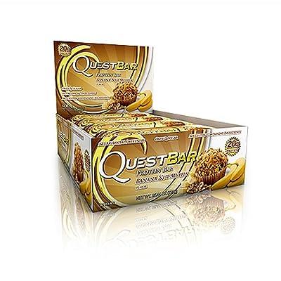 Quest Nutrition Quest Bar Banana Nut Muffin 12 bars