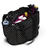 Genuine Baby Diaper Tote GoGo Polka Dot Design + Bonus Nappy Bags Superfast Shipping!!