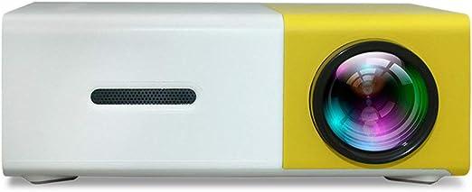 Mini proyector, Proyector / 400-600 lúmenes/Proyector de Cine en ...