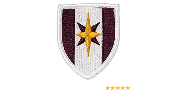 US Army 44th Medical Brigade Full Color Patch