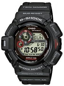 Casio G Shock Mudman Digital Dial Men's Watch - G9300-1 [Watch] Casio