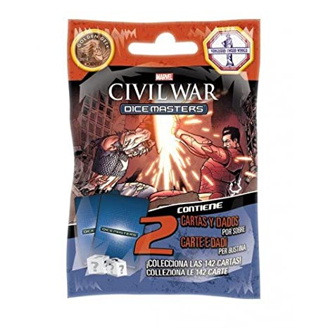 Devir 599386031 - Dice master civil war cartas: Amazon.es ...