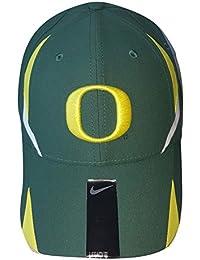 Oregon Ducks Nike Legacy 91 Swoosh Flex Cap M/L