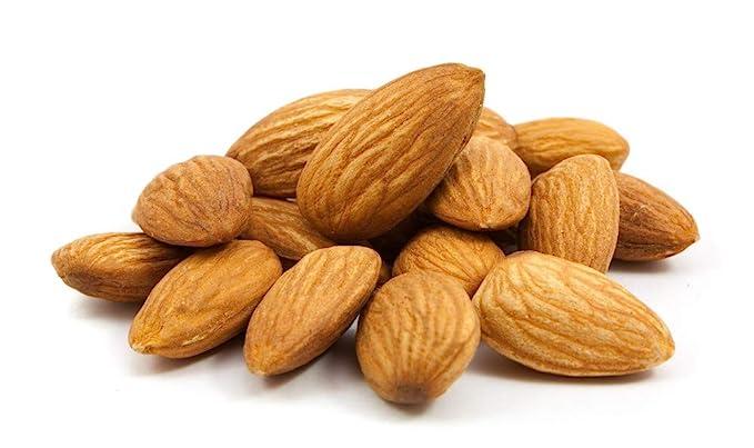 Fruitri Premium California Almonds, 100% Natural Badam Giri, 1kg:  Amazon.in: Grocery & Gourmet Foods