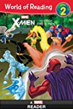 World of Reading:  The Story of the X-Men: Level 2 (World of Reading (eBook))