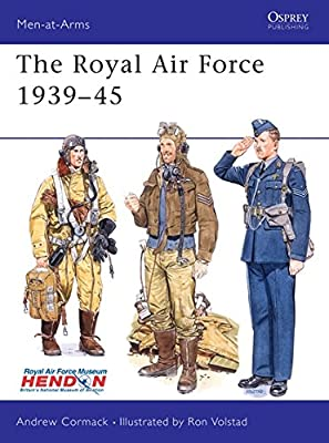 The Royal Air Force 1939–45 (Men-at-Arms)