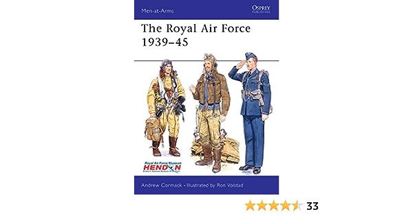 The Royal Air Force 1939-45: No.225 (Men-at-Arms): Amazon.es ...