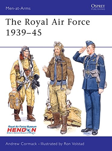 The Royal Air Force 1939–45 (Royal Air Force Uniforms)