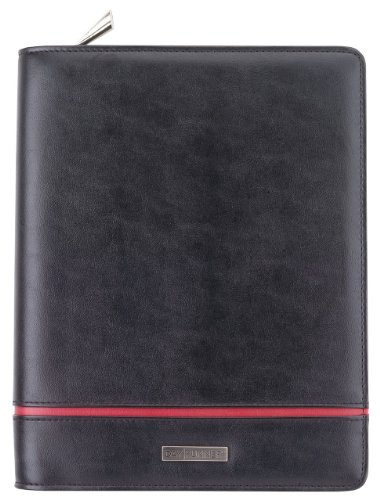 UPC 089138034293, Day Runner Express Deco Refillable Planner, 5 1/2 x 8 1/2 Inches, Black, Undated (206-0299)