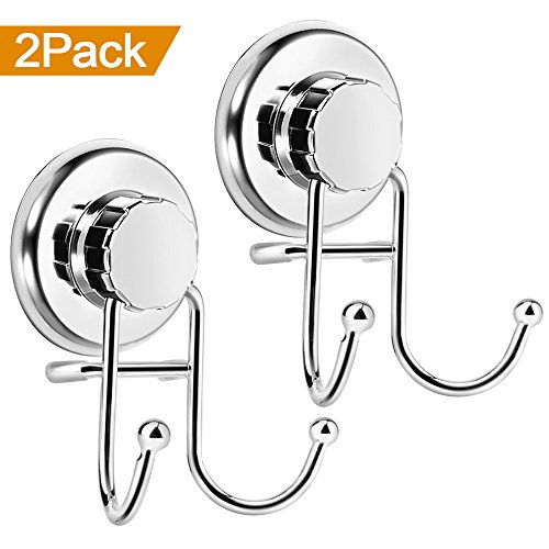 stainless steel suction cup hook - 3