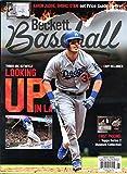Beckett Baseball Monthly Price Guide Card Value Magazine September 2017 LA Dodger's Cody Bellinger