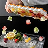 Ice Cube Tray with Lid and Ice Cube Storage