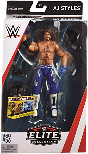 WWE Elite Collection Series # 56 AJ Styles Action Figure by WWE