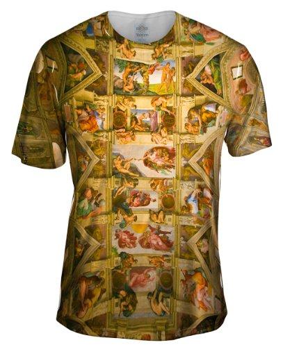 - Yizzam- Michelangelo - Sistine Chapel 2