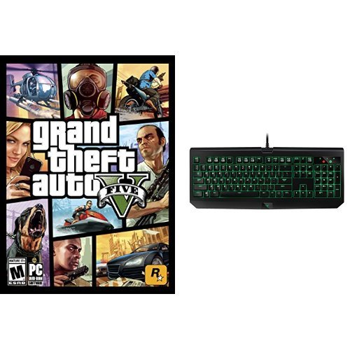 Grand Theft Auto V - PC and Keyboard - Pc Games Gta V