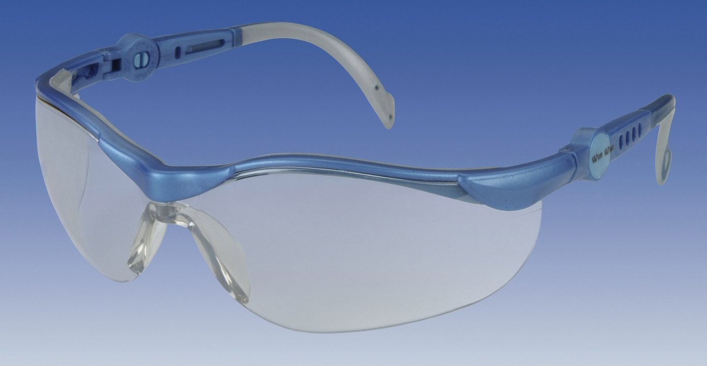 Georg Schmerler Modell 620 farblos Schutzbrille 162065010