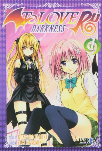 Descargar Libro To Love Ru Darkness 01 Kentaro