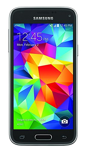 Samsung Galaxy S5 Mini G800A 16GB Unlocked GSM 4G LTE Android Phone - U.S.Version (Black) (Unlocked Samsung 4 Mini)