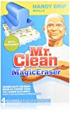Mr. Clean Magic Eraser Handy-Grip Bath Refills, 4 Count offers