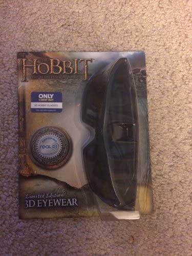 The Hobbit: The Desolation of Smaug 3D Glasses (Limited Edition)