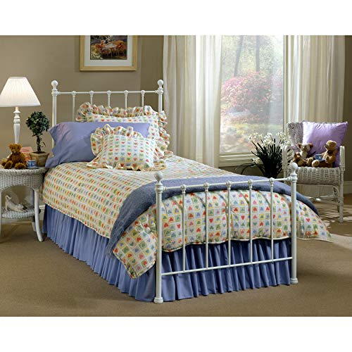 Hillsdale Molly Bed Set - White Twin
