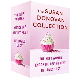 book cover of The Susan Donovan Collection
