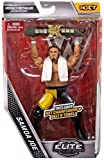 WWE Elite Collection Samoa Joe Exclusive Action Figure (with NXT Championship)