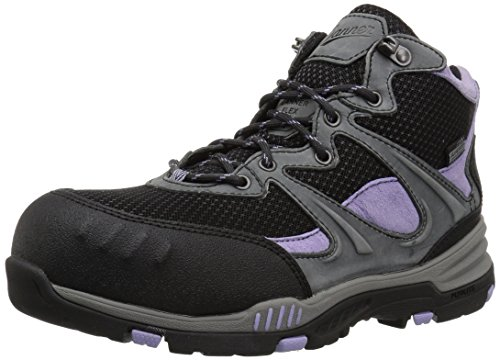 """Danner Women's Springfield 4.5"""" NMT W's Construction Boot, Gray/Lavender NMT, 7.5 M US"""