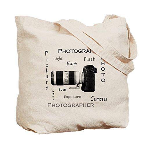 CafePress–photographer-definitions-dslr.PNG–Borsa di tela naturale, panno borsa per la spesa