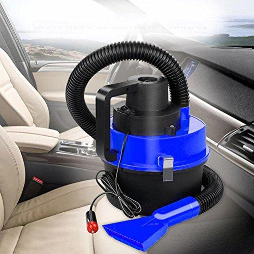 Ikevan Vacuum Cleaners, Hot Sale 12V Wet Dry Car Vacuum Cleaner Portable Handheld Van Cigarette Lighter by Ikevan (Image #7)
