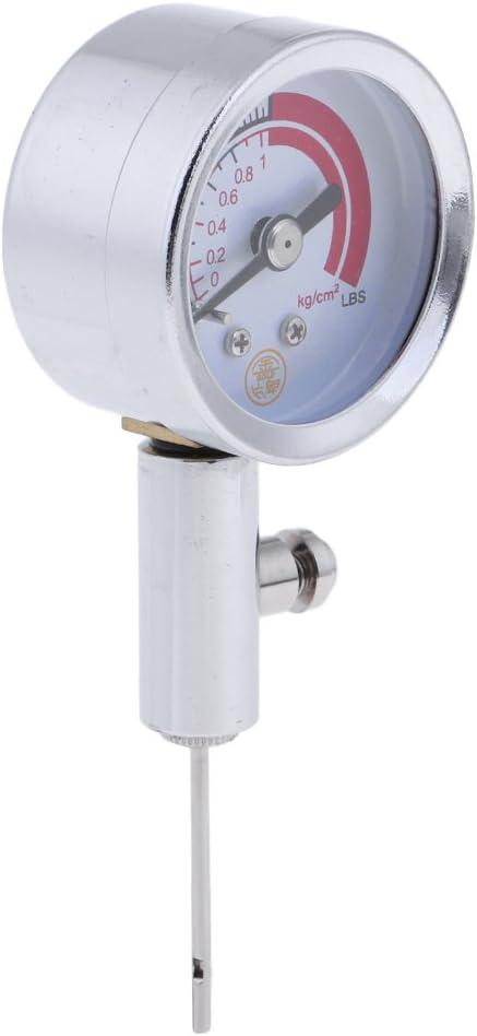 Baoblaze Premium Monitor de Presión de Aire para Neumáticos de Bicicletas