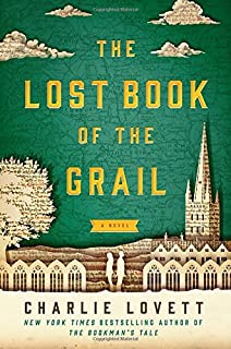 Book Cover: The Lost Book of the Grail: A Novel