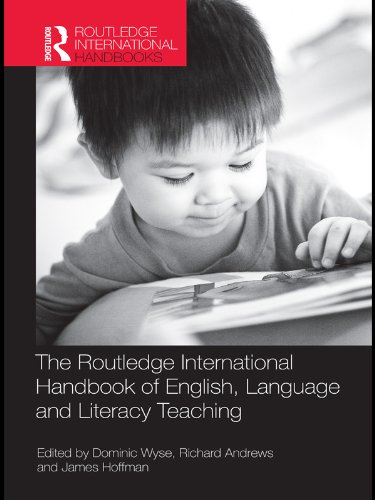 Download The Routledge International Handbook of English, Language and Literacy Teaching (Routledge International Handbooks of Education) Pdf