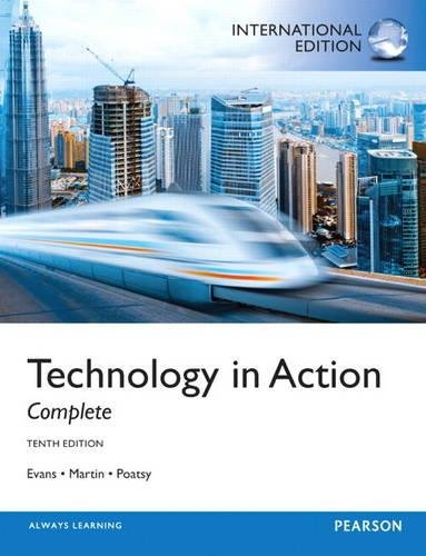 Technology In Action, Complete: International Edition PDF